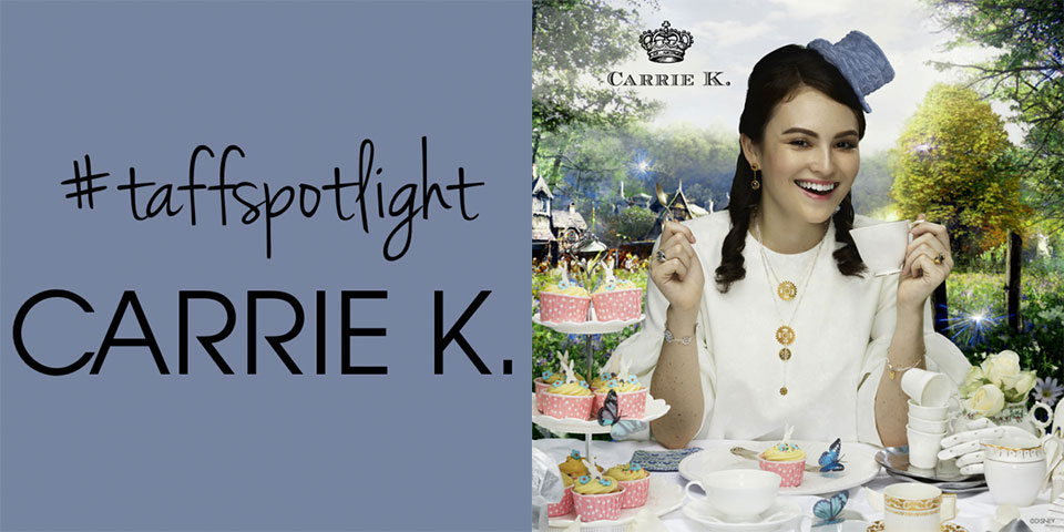 Carrie K. - #taffspotlight