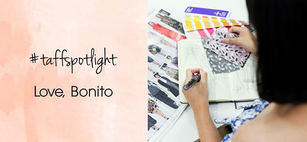 Love, Bonito - #taffspotlight