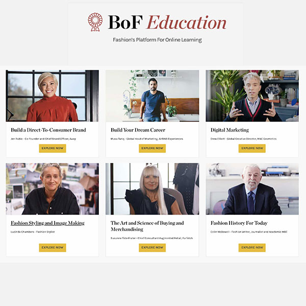 BoF Education